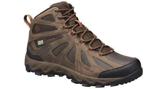 Columbia Peakfreak XCRSN II Schoenen Heren Mid OutDry bruin
